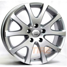WSP Italy Volkswagen (W452) Odessa 7,5x17 5x130 ET55 DIA71,6 (silver)