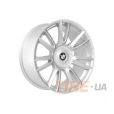 Replica BMW (B482) 9,5x18 5x120 ET14 DIA72,6 (silver)