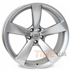 WSP Italy Audi (W567) Giasone 7x18 5x112 ET43 DIA57,1 (hyper silver)