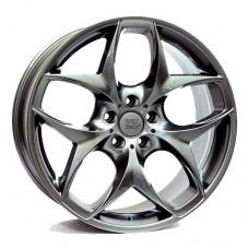 WSP Italy BMW (W669) Holywood 9x19 5x120 ET18 DIA72,6 (dark silver)