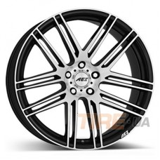 Aez Cliff 9,5x19 5x112 ET25 DIA66,6 (black front polished)