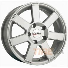 Disla Hornet 7x16 5x114,3 ET38 DIA67,1 (silver)