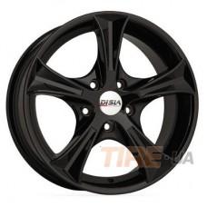 Disla Luxury 7x16 4x100 ET38 DIA67,1 (black)