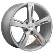 Disla Genesis 8x18 5x114,3 ET40 DIA67,1 (silver)