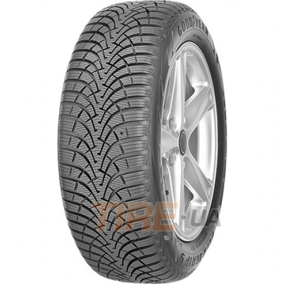 Шины Goodyear UltraGrip 9+