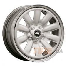 ALST (KFZ) 130100 HybridRad 7x16 5x112 ET45 DIA57,1 (silver)