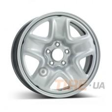 ALST (KFZ) 9993 Mazda 7x17 5x114,3 ET50 DIA67,1 (silver)