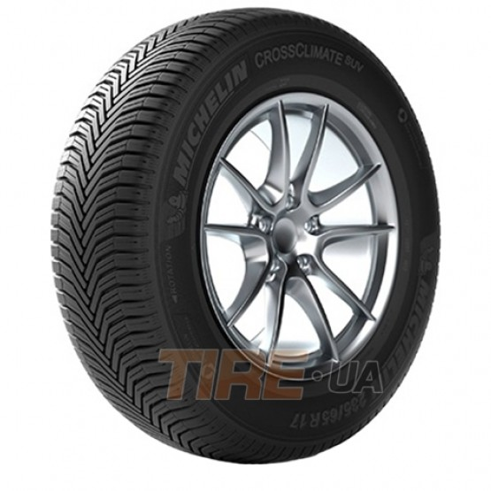 Шины Michelin CrossClimate SUV