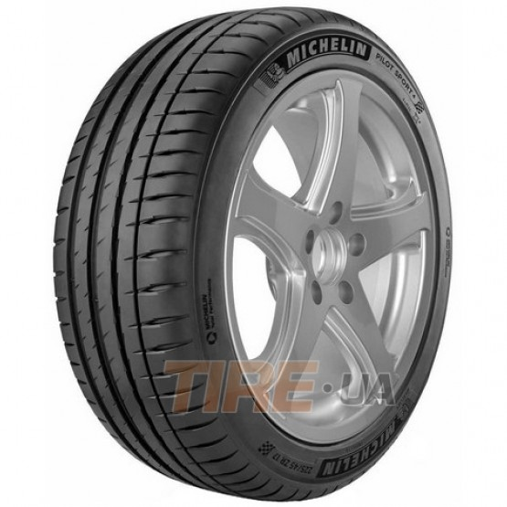 Шины Michelin Pilot Sport 4