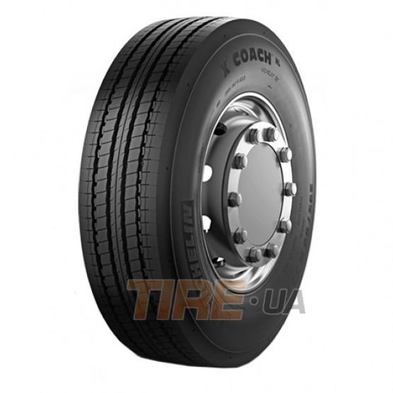 Шины Michelin X Coach HL Z (рулевая)