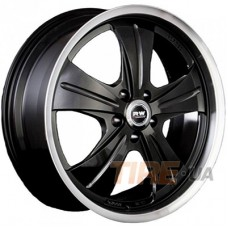 Racing Wheels H-611 10x22 5x150 ET45 DIA110,1 (DBP)