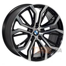 Replica BMW (FR528) 10x21 5x120 ET40 DIA74,1 (BKF)