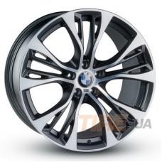 Replica BMW (JH1025) 10x21 5x120 ET40 DIA74,1 (MGM)