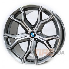 Replica BMW (RCN227) 10,5x20 5x112 ET40 DIA66,6 (MG)