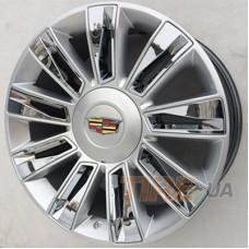 Replica Cadillac (CL776) 9x22 6x139,7 ET24 DIA78,1 (chrome)