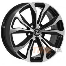 Replica Lexus (LX516) 7x17 5x114,3 ET35 DIA60,1 (BMF)