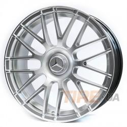 Mercedes (R9007)