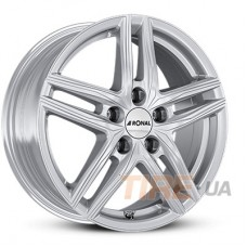 Ronal R65 6,5x17 5x114,3 ET40 DIA82 (silver)