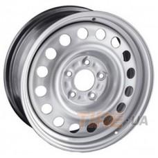 Steel Arrivo 6x15 4x108 ET27 DIA65,1 (silver)
