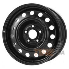 Steel ДК 5x13 4x100 ET49 DIA56,6 (black)
