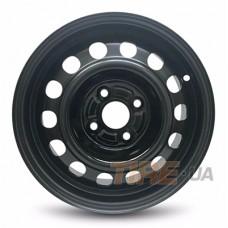 Steel Honda 6,5x16 5x114,3 ET45 DIA64,1 (black)