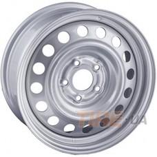 Steel Mercedes 6x15 5x130 ET75 DIA84,1 (silver)