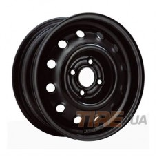 Steel Peugeot 6,5x16 4x108 ET26 DIA65,1 (black)