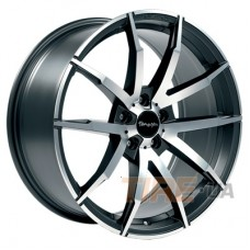 Tomason TN10 8,5x18 5x112 ET30 DIA72,6 (matt gun metal polished)