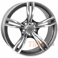 WSP Italy BMW (W679) Daytona 9,5x19 5x120 ET39 DIA72,6 (anthracite polished)