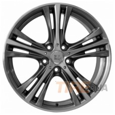 WSP Italy BMW (W682) Ilio 9x19 5x120 ET41 DIA72,6 (anthracite polished)