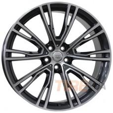 WSP Italy BMW (W685) Sun 8,5x21 5x112 ET30 DIA66,6 (anthracite polished)