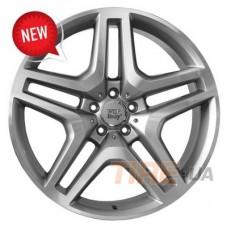 WSP Italy Mercedes (W774) Ischia 9x20 5x112 ET41 DIA66,6 (silver polished)