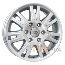 WSP Italy Mercedes (W777) Elephant 6,5x16 6x130 ET62 DIA84,1 (silver)