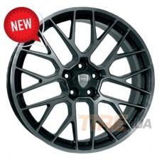 WSP Italy Porsche (W1056) Fuji 9x20 5x112 ET26 DIA66,6 (anthracite polished)