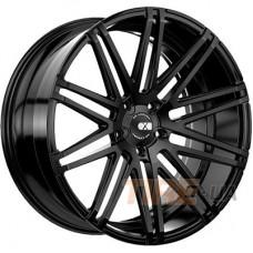 XO Wheels Milan 10,5x21 5x130 ET32 DIA84,1 (matt black)