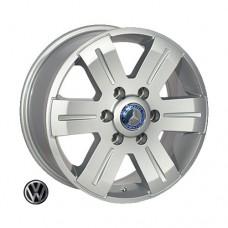 ZW BK562 7x16 5x120 ET55 DIA65,1 (silver)