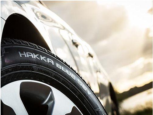 Шины, разработанные совместно с чемпионом Формулы-1: Nokian умеют удивлять.