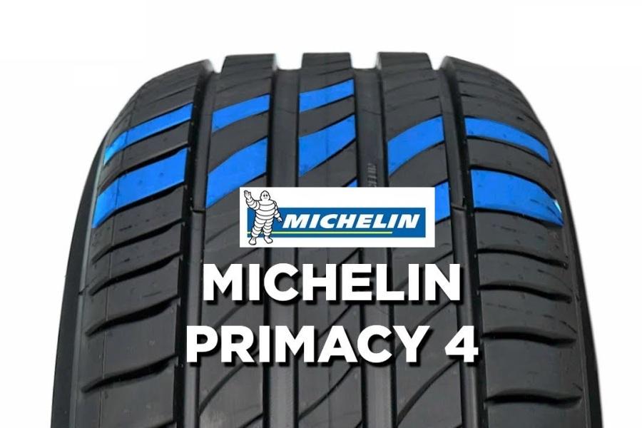 Michelin представила новые летние шины Primacy 4