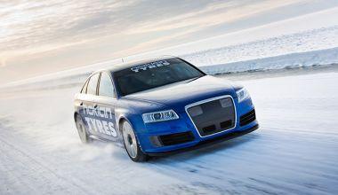 Самые быстрые на льду: 335,713 км/ч!