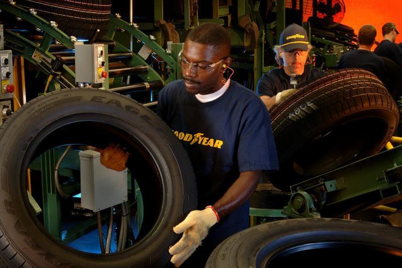 Goodyear построит шинный завод в Люксембурге