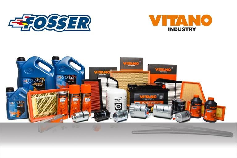 Несколько слов о брендах Fosser и Vitano