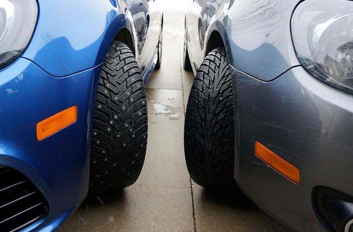 Власти Хельсинки популяризируют нешипованные зимние шины