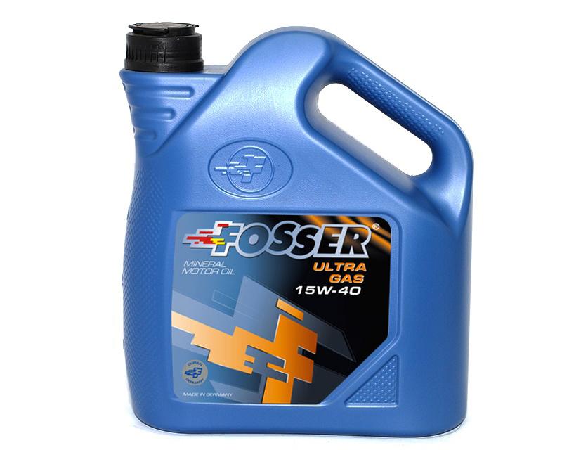 Минеральное моторное масло Фоссер