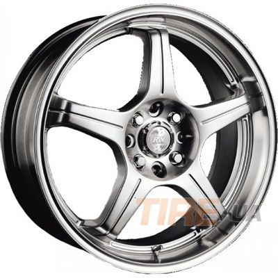 Каталог Racing Wheels H-196 7x17 5x100/114,3 ET40 DIA73,1 (DBP)