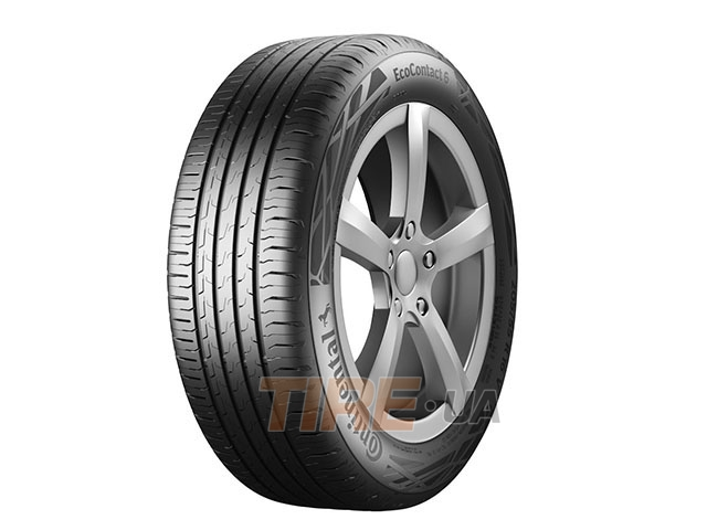 Каталог Continental EcoContact 6 235/55 R19 105V XL VOL