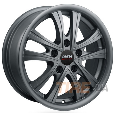 Каталог Disla Evolution 7x16 5x110 ET38 DIA65,1 (GM)