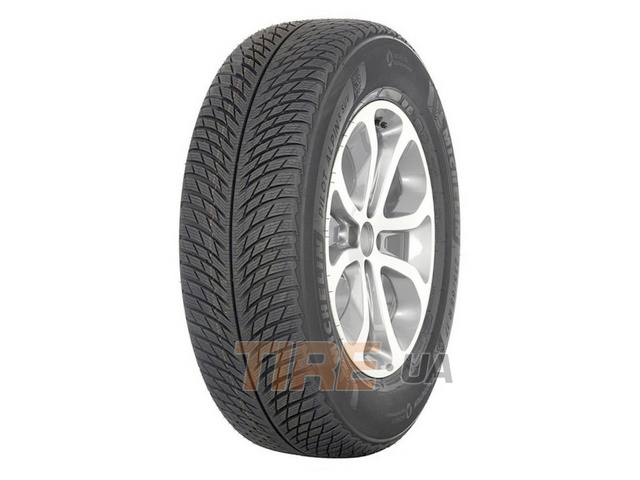 Каталог Michelin Pilot Alpin 5 SUV 245/50 R19 105V Run Flat ZP *