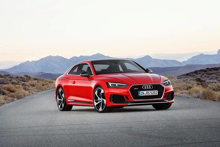 Для Audi RS5 Coupe выбрали шины Hankook